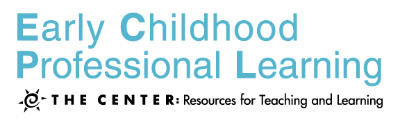Early Childhood Professional Learning - The Center